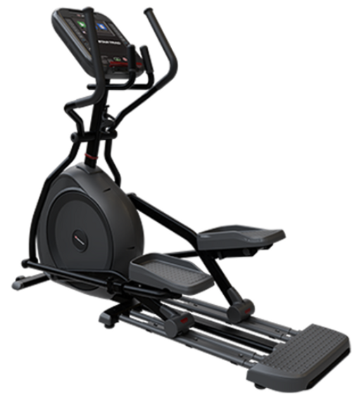 """Star Trac 4 Series Cross Trainer with 10"""" Touchscreen Cardio Console"""