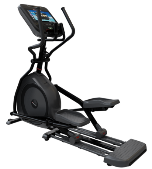 """Star Trac 4 Series Cross Trainer with 15"""" Capacitive Touch OpenHub Console"""