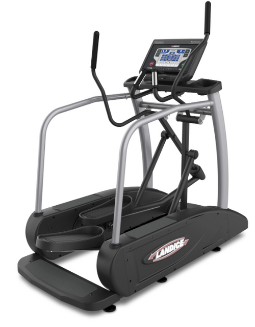Landice E7 Elliptical with ACHIEVE Console