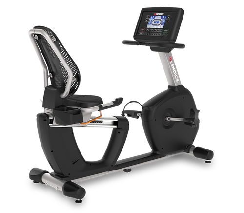 Landice R7 ACHIEVE Recumbent Bike