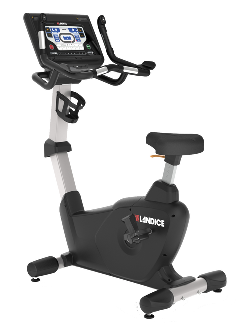 Landice U7 CARDIO Upright Bike