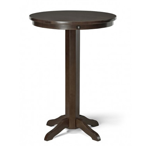 Brunswick Traditional Pub Table with USB Port