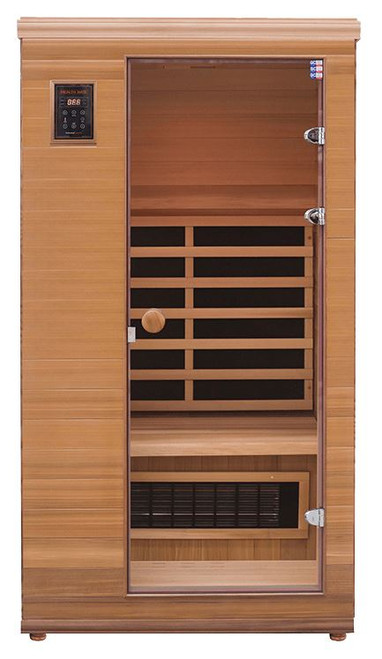 Health Mate Renew 1 Infrared Sauna - (Small 1 Person)