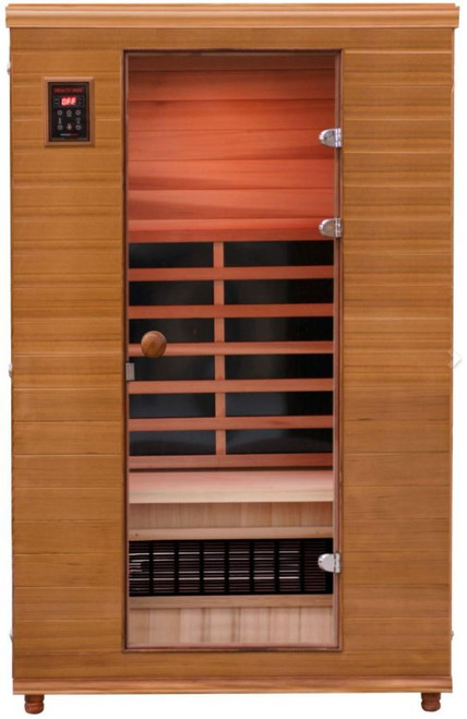 Health Mate Renew 2 Infrared Sauna - (Small 2 Person)