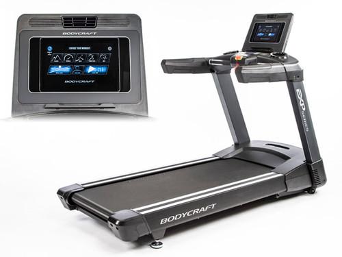 BodyCraft T1000 10″ Touchscreen Treadmill