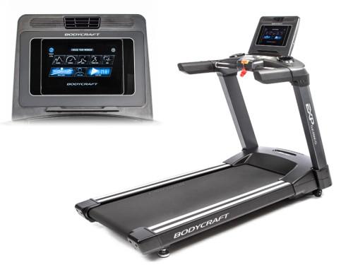 BodyCraft T800 10″ Touchscreen Treadmill