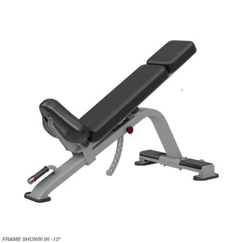Nautilus Inspiration Adjustable Incline Bench