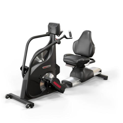 Kesier M7i Total Body Recumbent Stepper Exercise Bike