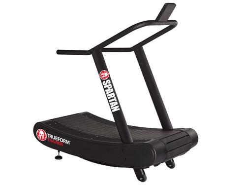 Samsara Fitness TrueForm Spartan Trainer Non-Motorized Curved Treadmill