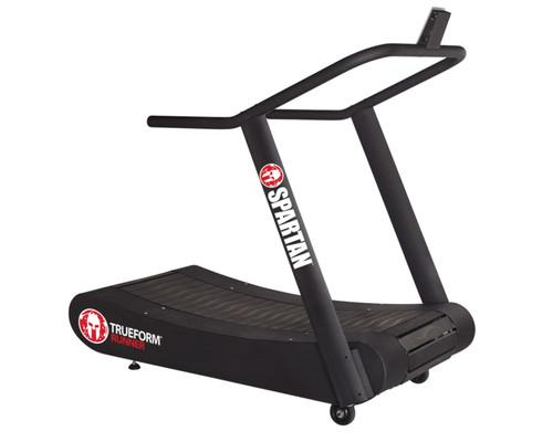 Spartan TrueForm Runner Non-Motorized Curved Treadmill