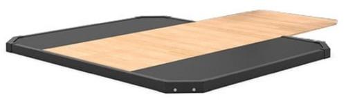 Nautilus 6' Wooden Platform (9-HDP62)