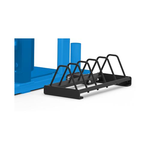Nautilus Bumper Plate Floor Storage (9-HDCS1)
