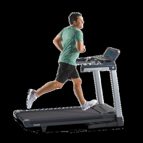 LifeSpan TR5500iM Folding Treadmill