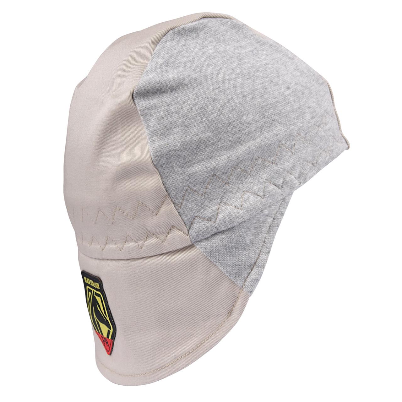 1fd042ba4df FR Cotton Welding Cap with Hidden Bill Extension  FREE Shipping  -  rigweldersupply.com