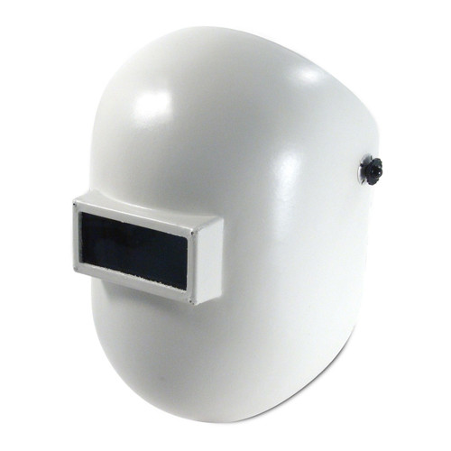 Made specifically for pipe welders, the Pipeliner Welding Helmet features a compact design that allows access to tight areas where a standard helmet simply won't fit.