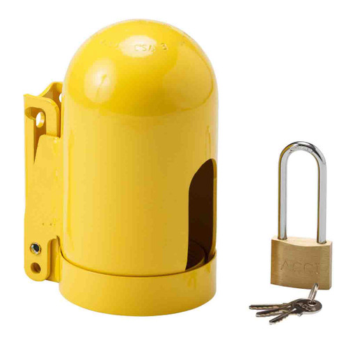 Cylinder Cap Locking