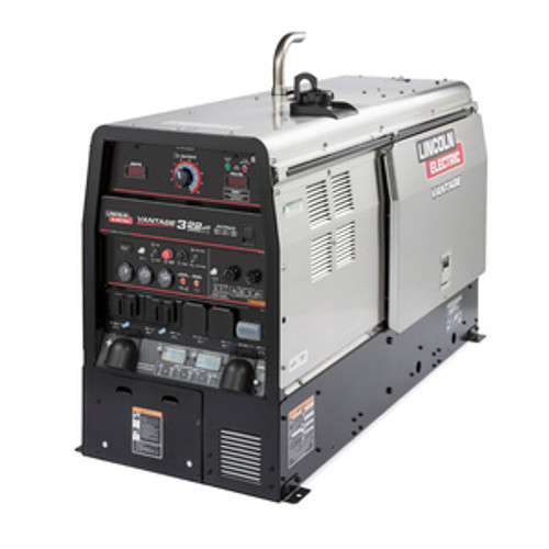 lincoln remote output control 6 pin 100 ft (30 5 m) Unicell Wiring Diagram vantage� 322 engine driven welder (kubota�)