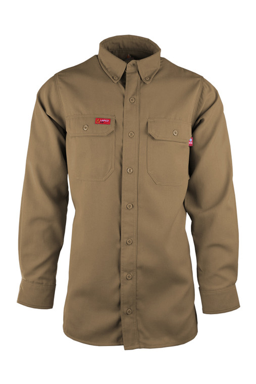 6.5oz. FR DH Uniform Shirts | made with Westex® DH