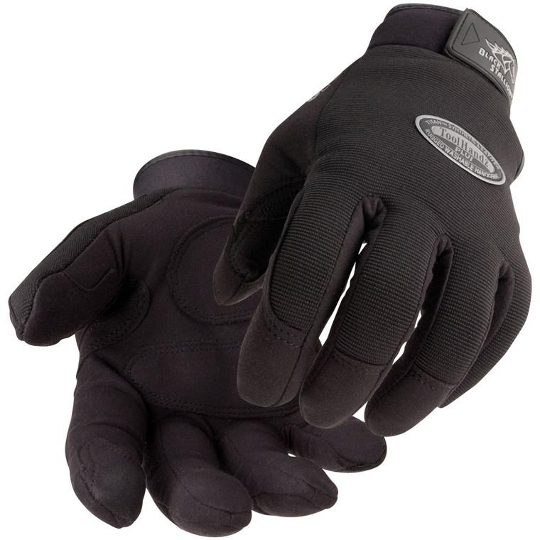 ToolHandz® Plus Original Mechanics Glove, Black
