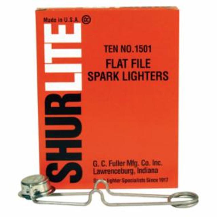 Spark Lighters, Flat Lighter striker 10 pack *FREE Shipping!
