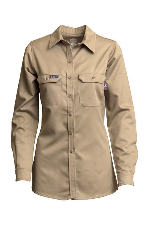 7oz. Ladies FR Uniform Shirts | Advanced Comfort 88/12