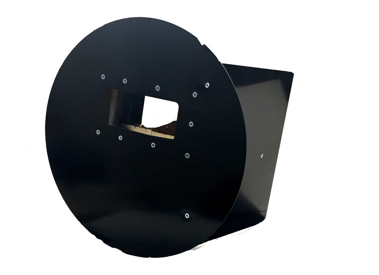 Black Pancake Hood Accepts Auto Darkening Lenses *FREE Shipping*