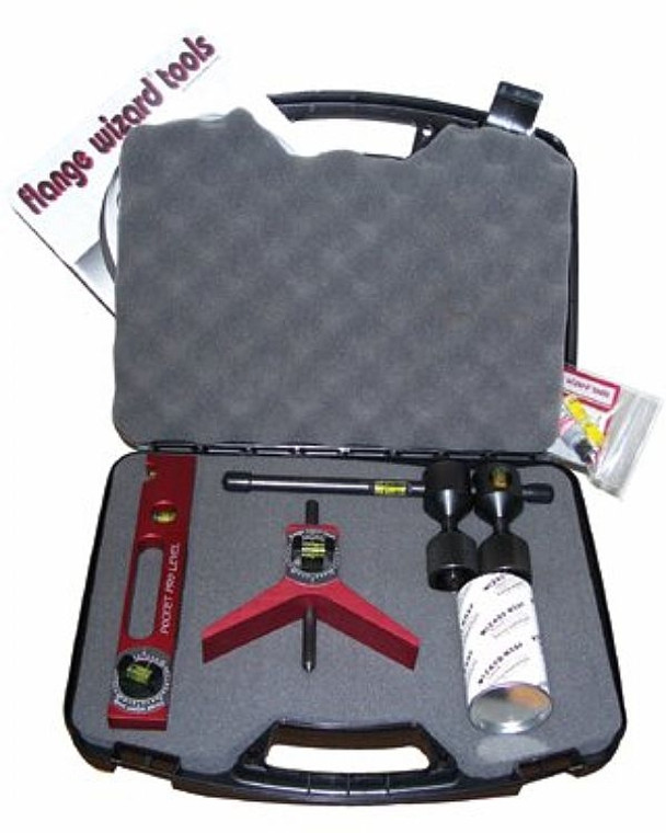 Flange Wizard Pipe Magician Case *FREE SHIPPING*