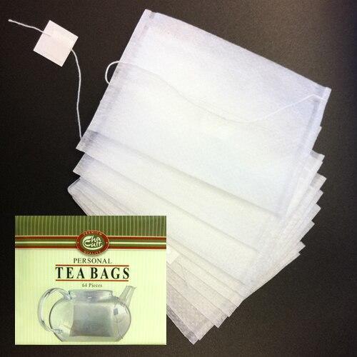 Personal Tea Bags - 64 Bags
