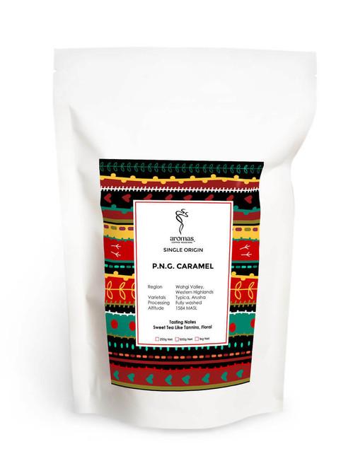 New Guinea Caramel