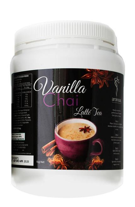 Vanilla Chai Latte Powder - Aromas