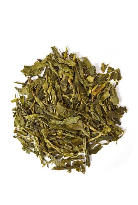Silk Pyramid Tea - CHINA GREEN SENCHA 25 Bags