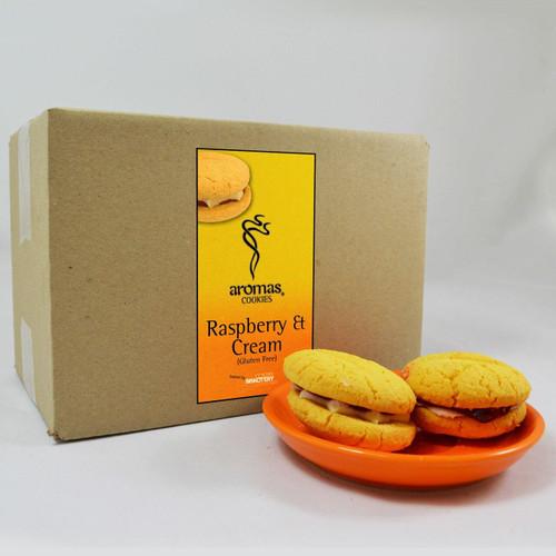 Cookie - Raspberry Cream GF 20