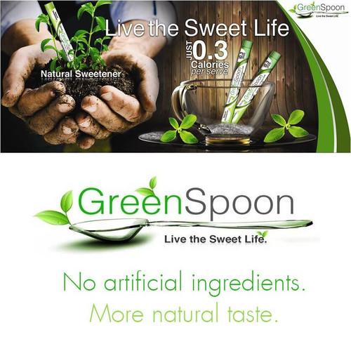 Sweetener GreenSpoon Natural