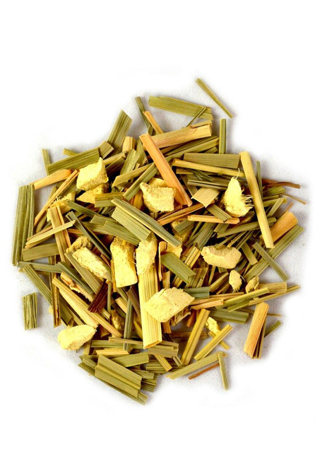 Silk Pyramid Tea - Lemongrass and Ginger 25 Bags