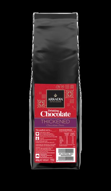 Drinking Chocolate Arkadia Thickened 400g