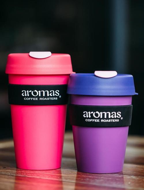 Aromas Keep Cups