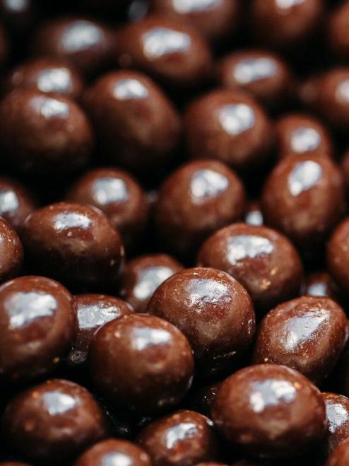 Chocolate-Coated Coffee Beans