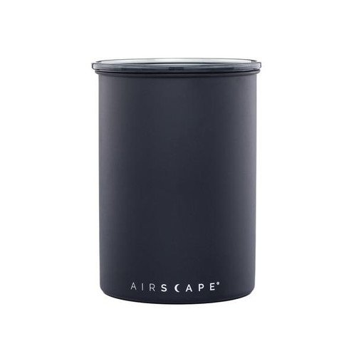 Airscape Classic 7 Coffee Canister - Matte Charcoal