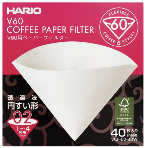 Hario V60 Coffee Filter Papers