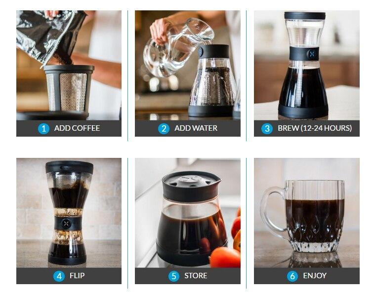 BOD Cold Brew Coffee System