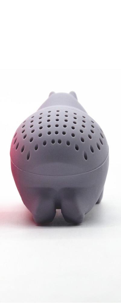 Hippo Silicone Tea Infusers