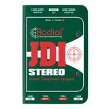 Radial Engineering JDI Stereo Top