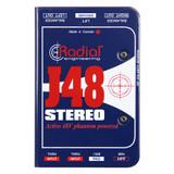 Radial Engineering J48 Stereo Top