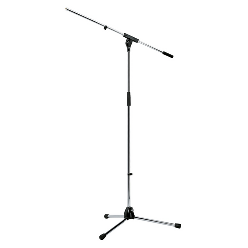 Konig and Meyer 210/6 Microphone stand chrome