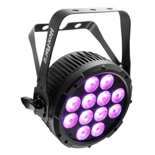 ShowPro LED Hex Par 12