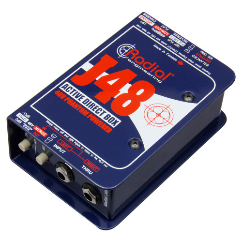 Radial Engineering J48 Active DI