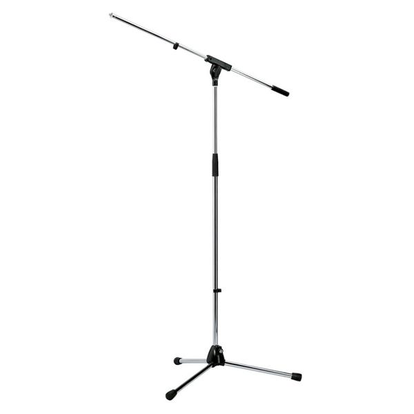Konig and Meyer 210/6 Microphone stand chrome