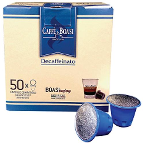 Boasi - DECAF - Nespresso Compatible Capsules (50 ct)