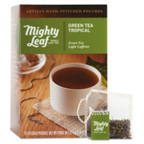 Green Tea Tropical - 15 tea bags