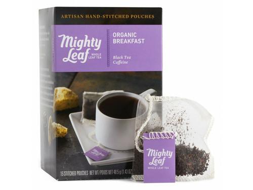 Organic Breakfast- 15 tea bags